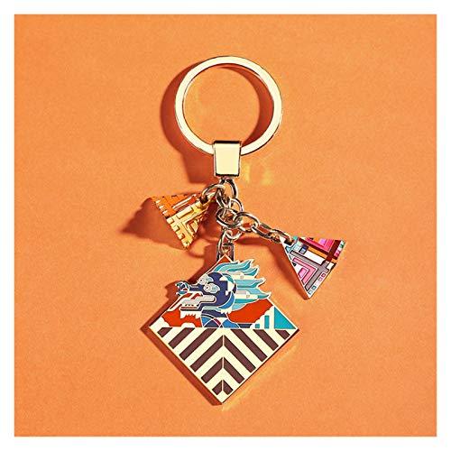 Retro Keychain Imitation Enamel Craft Keyring Metal Alloy Key Chain Faucet Key Ring Car Key Chains Funny Keychains Key Chain