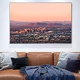 BGMBB Sonnenuntergang in Phoenix Arizona Leinwand Malerei