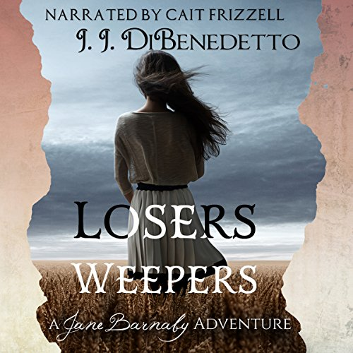 Losers Weepers audiobook cover art