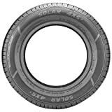 SOLAR None Solar 4XS Plus All- Season Radial Tire-205/55R 16 91H, 205/55R 16