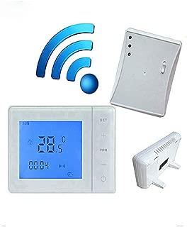 433MHZ termostato inalámbrico de la caldera de gas Control
