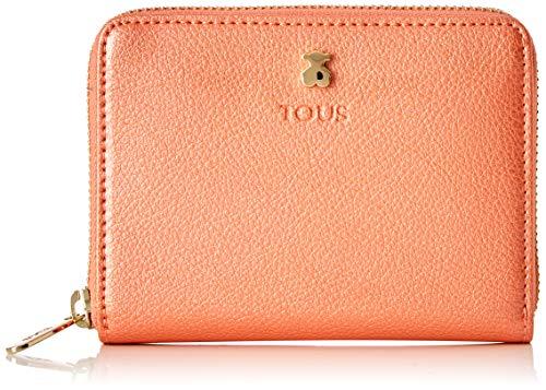 TOUS 995960392, Monedero para Mujer, Rosa (Rosa), 13x11x2 cm (W x H x L)