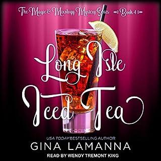 Long Isle Iced Tea audiobook cover art