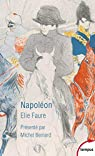 Napoléon par Faure