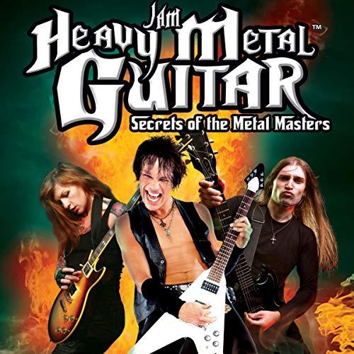 Jam Heavy Metal Guitar: Secrets of the Metal Masters audiobook cover art