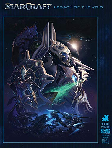 Starcraft. Legacy of the Void Puzzle
