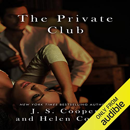The Private Club audiobook cover art
