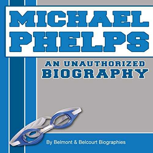 Michael Phelps audiobook cover art