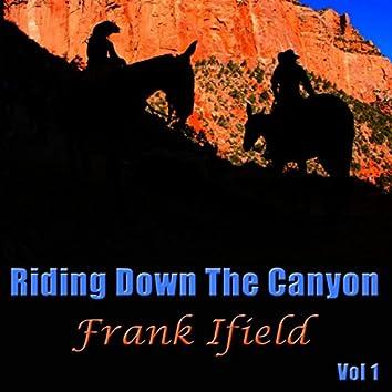 Riding Down The Canyon Vol 1