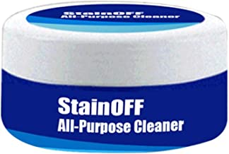 Reid66 200g All-Purpose Stain Off Stain Remover, Removes Stuck-on Dirt, Waterless Fast Decontamination Paste, for Multi-Su...