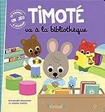 Timoté va à la bibliothèque