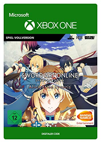 SWORD ART ONLINE Alicization Lycoris Standard Month 1 Edition | Xbox One - Download Code