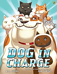 Teach responsibility with Dog In Charge by K.L Going