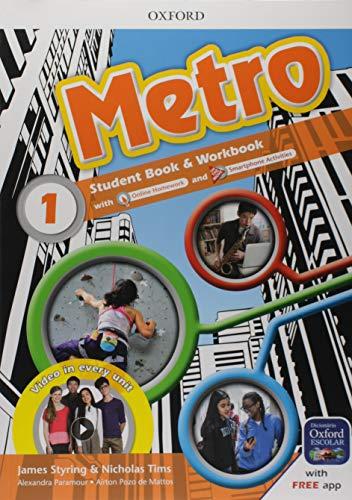 Metro 1 - Student Book / Workbook Pack