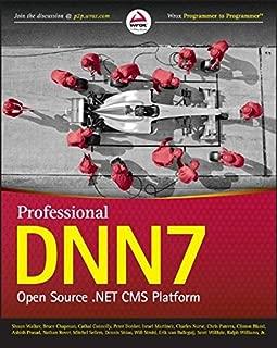 Professional DNN7: Open Source .NET CMS Platform