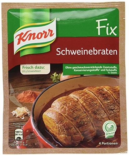 Knorr Fix Schweinebraten 4 Portionen (23 x 41 g)