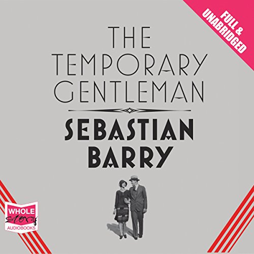 The Temporary Gentleman audiobook cover art