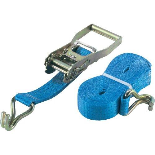 Hvy-duty spanbanden + ratel 2t 6 m