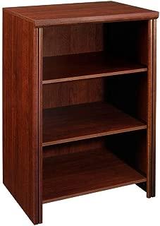 ClosetMaid Impressions 25 in. Dark Cherry Deluxe 4-Shelf Organizer