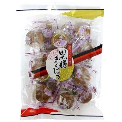 丸三玉木屋 黒糖まんじゅう 210g×12袋