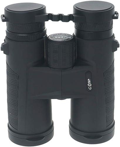 YHBH Télescope 8X42 Jumelles, télescope portatif portatif, équipeHommest extérieur, télescope crépusculaire