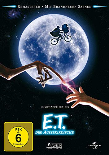 E.T. - Der Außerirdische (Remastered Version) [Special Edition]