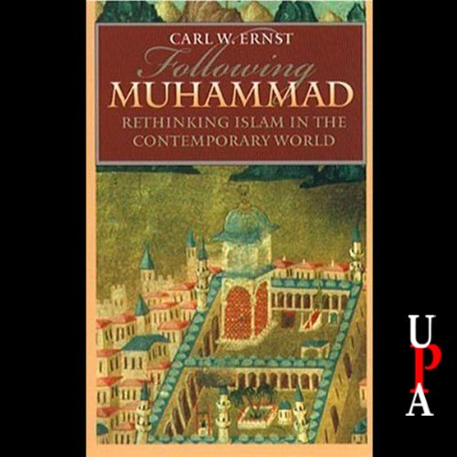 Following Muhammed audiobook cover art