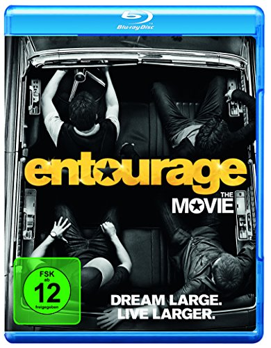 Entourage - The Movie [Blu-ray]