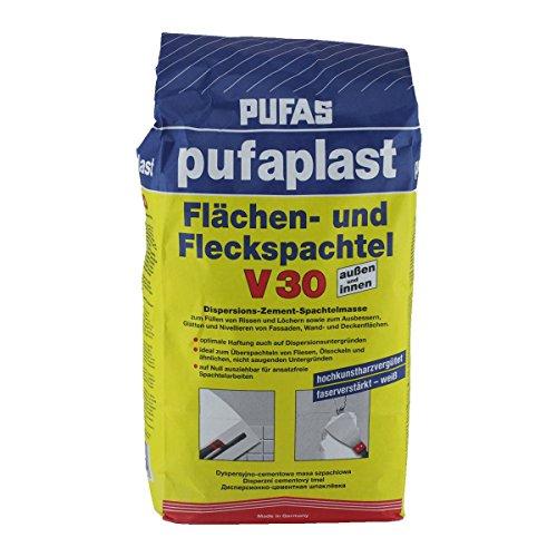 Pufas Pufaplast Flächen- und Fleckspachtel V 30 5,000 KG