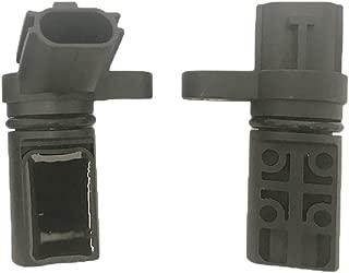 YCT Camshaft Crankshaft Position CPS Sensor Kit 23731-6J90B + 23731-AL61A Fits Infiniti FX35 G35 I35 M35 Nissan 350Z Altima Frontier Maxima Murano NV1500 NV2500 Pathfinder Quest Xterra 2Pcs