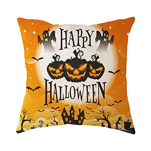 Beonzale Kissen Halloween Wohnkultur Büro Kissen Decken Dekor Sofa Design Kissenbezug Sofakissenbezug Dekokissenbezug