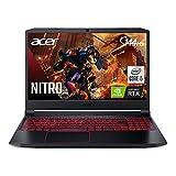 Acer Nitro 5 AN515-55-53E5 Gaming Laptop | Intel Core i5-10300H | NVIDIA GeForce RTX 3050 Laptop GPU...