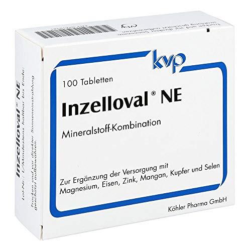 Inzelloval NE, 100 St. Tabletten