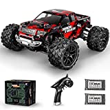 Powered with superb and fast brushed RC380 motor in unceasingly efficient drivetrain , this 4WD truck Rampage speeds topping to 36 km/h, which finds operators in marvelous enjoyment. All is fulfilled in hobby class design with classic ball bearings, ...