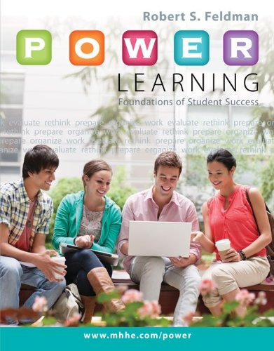 P.O.W.E.R. Learning: Foundations of Student Success and Connect Access Card package