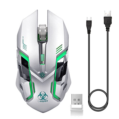VEGCOO C9s (Updated Version) Wireless Gaming Mouse,...