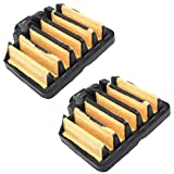 Toolyuan 2 Pack 575296301 Pleated Air Filter for Poulan PP5020AV 2 Stroke PP4818A Craftsman 358350981 358350980 358350982 Gas Chainsaw Replace 605-390