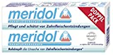 Lot de 2 tubes de dentifrice Meridol - 2 x 75 ml, 150 ml