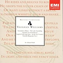 Best english folk song suite ralph vaughan williams Reviews