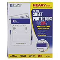 CLI62907 - C-Line Sheet Protector by C-Line