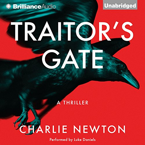Traitor's Gate audiobook cover art