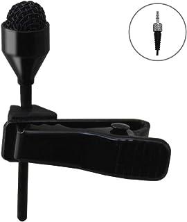 Pro Lavalier Lapel Microphone JK MIC-J 044 Compatible with Sennheiser Wireless..