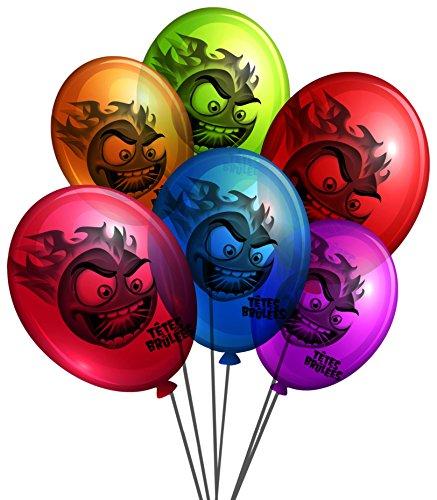 Upyaa- Ballons Anniversaire, 430165