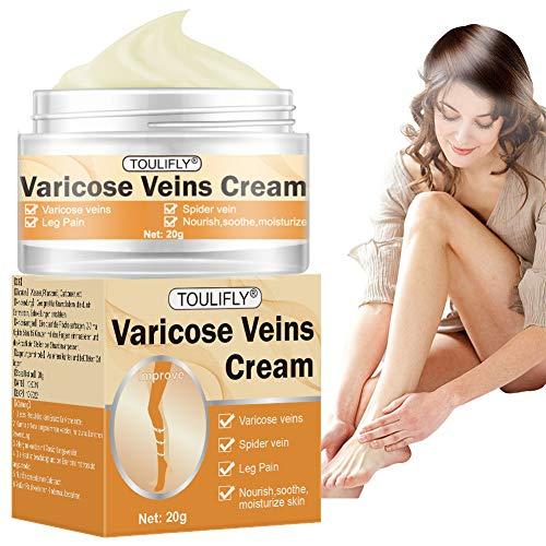 Varicose Cream,Varicose Veins Cream,Varicose Vein Treatment,Varicose Cream Herbal for Spider Veins Edema Nerve Leg Pain Relief