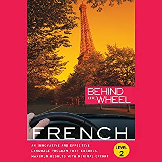 Behind the Wheel - French 2 cover art