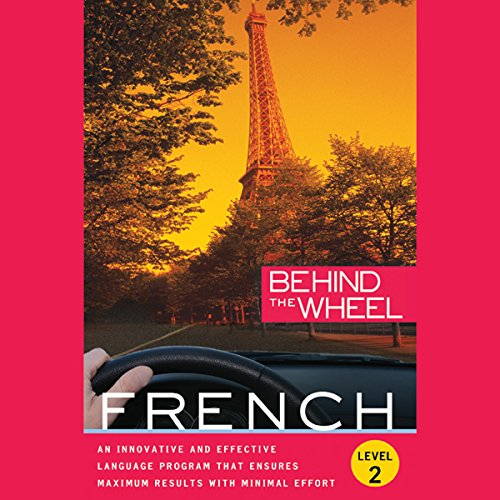 Behind the Wheel - French 2 audiobook cover art