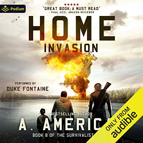 Home Invasion cover art