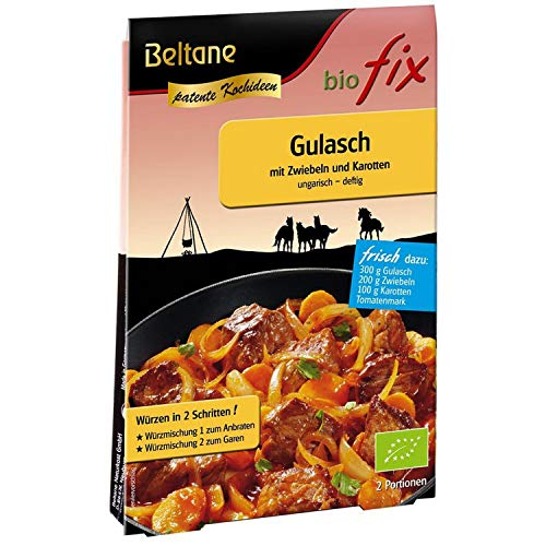 Beltane biofix Gulasch - Bio - 17,37g