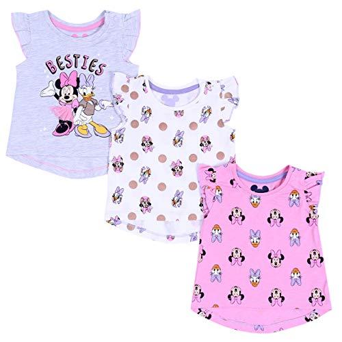 3 x Blouson Minnie Mouse, Daisy Disney 9-12 Mois