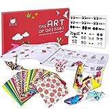 JoyCat Buntes Origami Papier 30 Origami Projects Bastelanleitung für Einsteiger